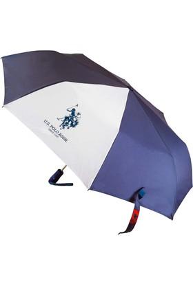 U.S Polo Assn. Lacivert Şemsiye Plşem6602
