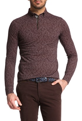 Pierre Cardin Erkek Edgar Sweat Shirt