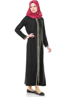 İhvan 5009-1 Fermuarlı Namaz Elbisesi