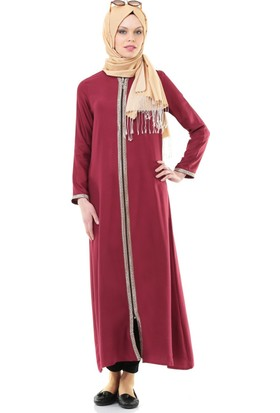 İhvan 5009-3 Fermuarlı Namaz Elbisesi