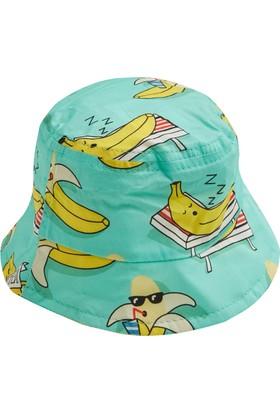 Soobe Hello Banana Muzlu Şapka 9 - 12 Ay
