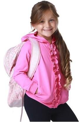 Zeyland Kız Çocuk Kapüşonlu Sweatshirt