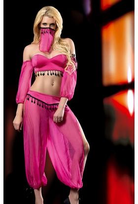 Cix Moda Erotica Seksi Harem Dansçı Kız Kostümü