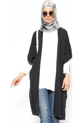 Salaş Hırka - Lacivert - Seyhan Fashion