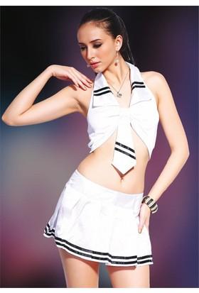 Missvera 9119 Denizci Kız Kostüm