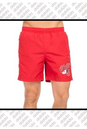 Chelly 11310 Erkek Şort Kırmızı