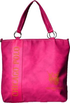 Modamla Chıcago Yazılı Çanta