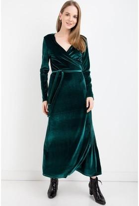 Twenty Three Yeşil Elbise 7940