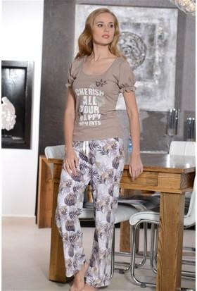 SHIRLY 09-5876 Pijama Takım