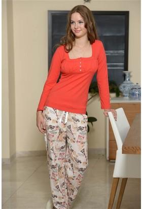 Shirly 09-5835 Pijama Takım