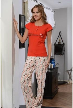 SHIRLY 09-5879 Pijama Takım