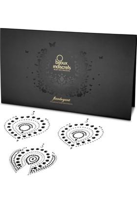 Bijoux Indiscrets Flamboyant Vücut Mücevheri Siyah Gri