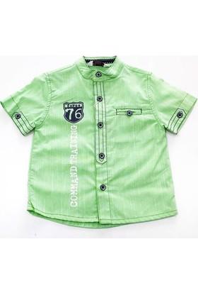 Timo Force 76 Yeşil Yazlık Gömlek