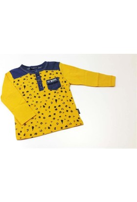 Tuffy Boys Uzun Kollu Erkek Çocuk T-Shirt