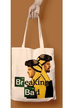 iF Dizayn Breaking Bad Bez Çanta