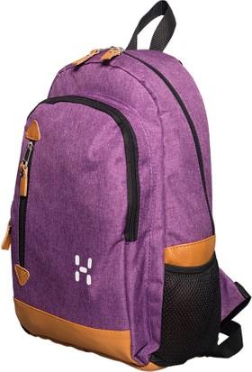 Hard Case Kumaş Sırt Çantası Hcsrt5002 Mor