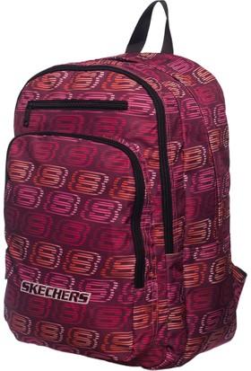Skechers Kumaş Sırt Çantası S102.59 Pembe