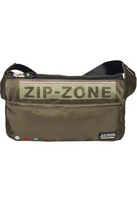 Zip Zone Kumaş Free Bag Z30858 Haki