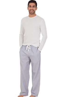 TheDON Ribana Beyaz Erkek Pijama Takımı