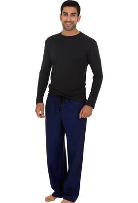 TheDON Ribana Siyah Erkek Pijama Takımı