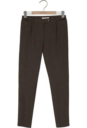 Yargıcı Cep Detaylı Pantolon