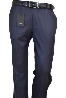 Mr.Gün Erkek Pantolon Ekose 04053-1
