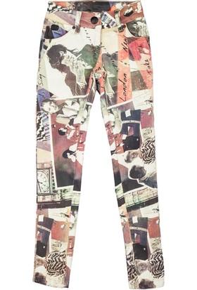 Puledro Kids 13K-4217 Kız Çocuk Pantolon