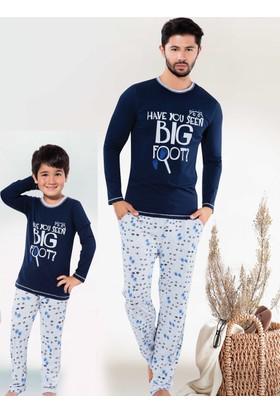Elitol Baba ve Oğul Pijama Takım 11913