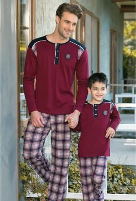 Feyza Baba ve Oğul Pijama Takım 1823