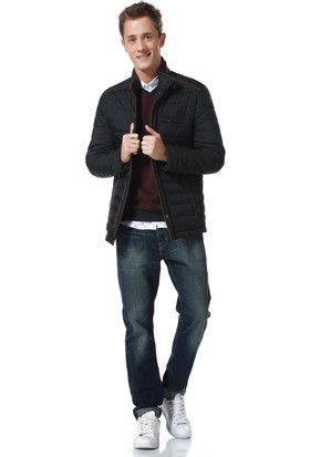 Dewberry M8610 Slim Fit Mont