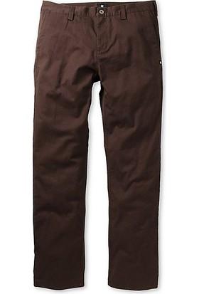 Dc Dc Chino Pant Dk Brown Pantolon