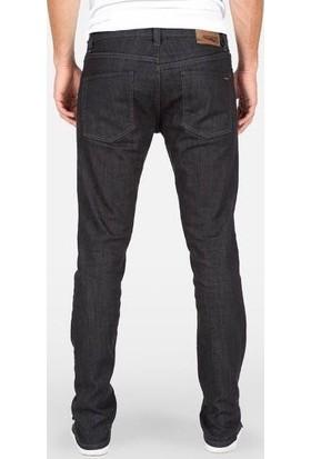 Volcom 24 Denim Black Rinser Pantolon