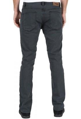 Volcom Vorta Denim True Vintage Black Kot Pantolon