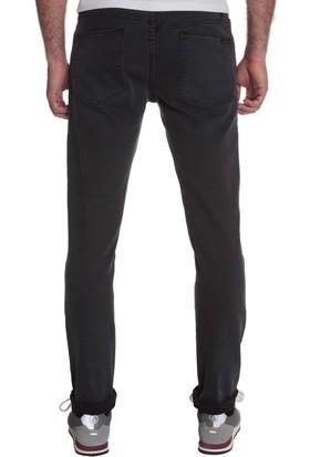 Volcom 2x4 Denim True Vintage Black Kot Pantolon