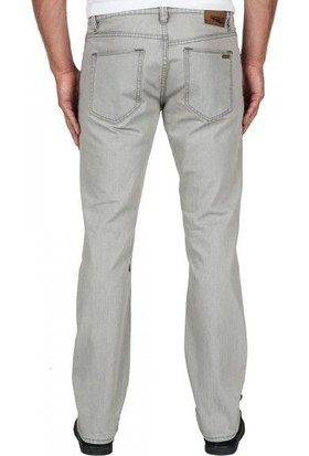 Volcom Vorta Denim Concrete Kot Pantolon