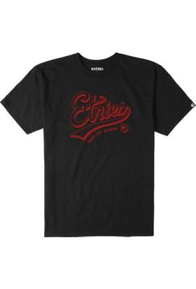 Etnies Away Game Black Tişört