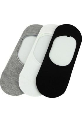 Elif Çamaşır Ekonomik Erkek Babet Çorap Beyaz