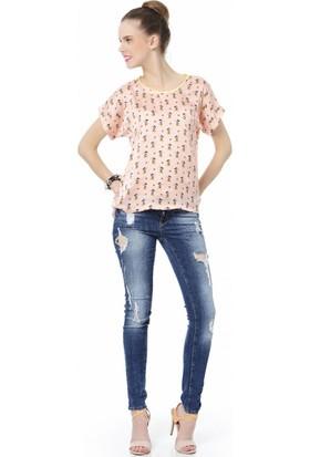 Ey-Tay Bayan Bluz XL