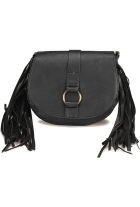 Miss F Mod16W015 Siyah Kadın Çapraz Çanta