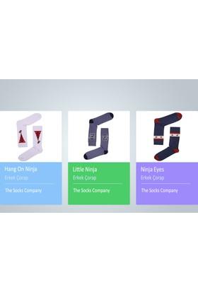 The Socks Company Erkek Çorap 3'lü Paket