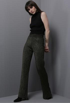 BSL Fashion Gold Pantolon 7951