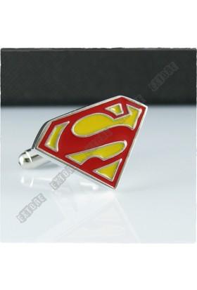 Kol Düğmesi Superman Süperman Kd044