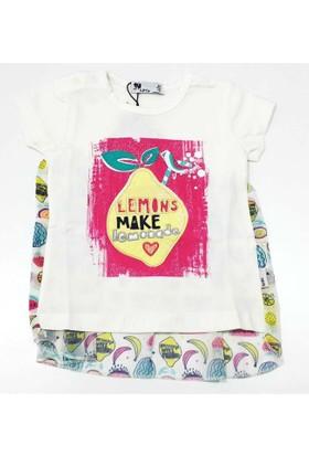 Tuffi Meyve Güzeli Kız Çocuk Tişört