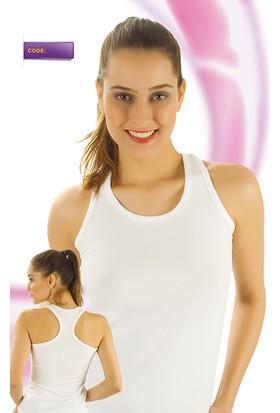 Mody Lyc.Sporcu Bayan Atlet Beyaz