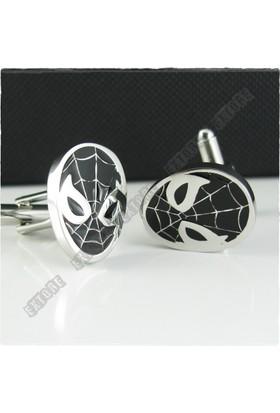 Extore Kol Düğmesi Örümcek Adam Spiderman Kd033