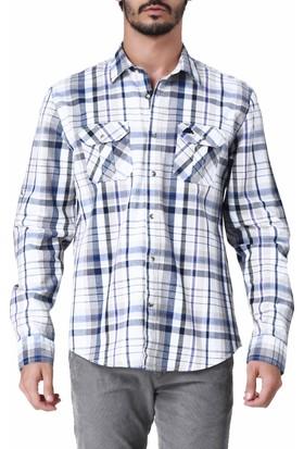 Robe Di Kappa Yıkamalı Gömlek