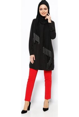 Klasik Pantolon - Kırmızı - Appleline