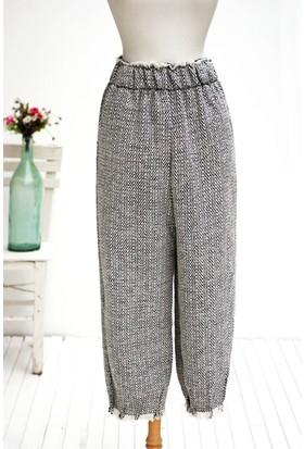 İkikız Simli Pantalon S-M