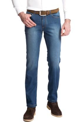 Pierre Cardin Drago-Sk16 Mavi Kot Pantolon