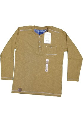 Divonetted Divonette D-2567 Uzun Kol Sweatshirt